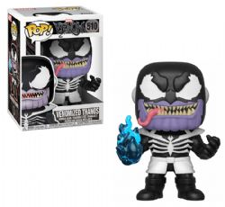 VENOM -  POP! VINYL BOBBLE-HEAD OF VENOMIZED THANOS (4 INCH) 510
