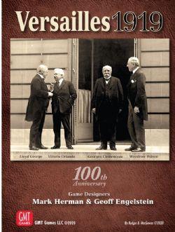 VERSAILLES 1919 -  BASE GAME (ENGLISH)