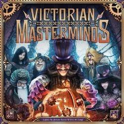 VICTORIAN MASTERMIND (ENGLISH)