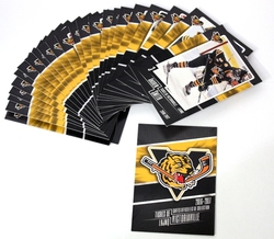 VICTORIAVILLE TIGRES -  (24 CARDS) -  2016-17