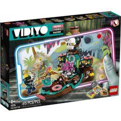 VIDIYO -  PUNK PIRATE SHIP (615 PIECES) 43114