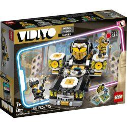 VIDIYO -  ROBO HIPHOP CAR (387 PIECES) 43112