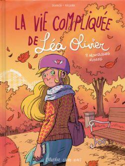 VIE COMPLIQUEE DE LEA OLIVIER, LA -  MONTAGNES RUSSES 07