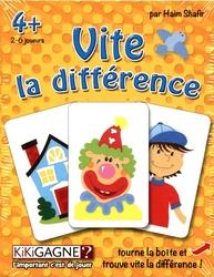 VITE LA DIFFÉRENCE -  VITE LA DIFFÉRENCE (FRENCH)