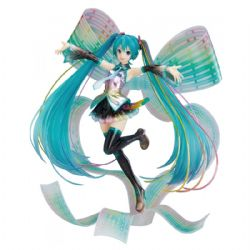 VOCALOID -  HATSUNE MIKU (10TH ANNIVERSARY VER.) 1/7 SCALE FIGURE (10.5
