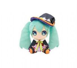 VOCALOID -  HATSUNE MIKU (AUTUMN V.) PLUSH (6