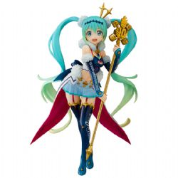 VOCALOID -  HATSUNE MIKU GT PROJECT RACING MIKU 2018: CHALLENGING TO THE TOP 1/7 SCALE -  RACING MIKU 2018