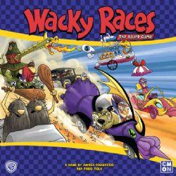 WACKY RACES: THE BOARD GAME (ENGLISH)