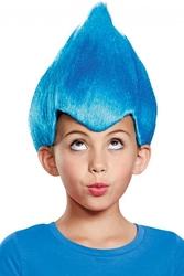 WACKY WIG - BLUE (CHILD) -  WACKY WIG