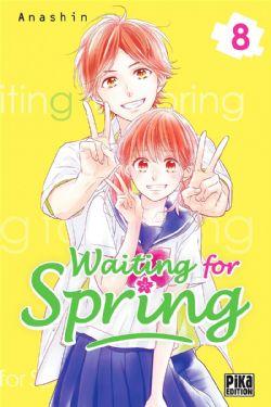 WAITING FOR SPRING -  (FRENCH V.) 08