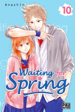WAITING FOR SPRING -  (FRENCH V.) 10