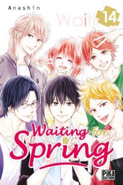 WAITING FOR SPRING -  (FRENCH V.) 14