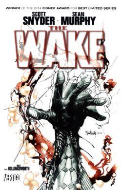WAKE, THE -  USED BOOK - THE WAKE TP (ENGLISH)