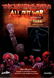 WALKING DEAD -  ALL OUT WAR - CAROL BOOSTER (MULTILINGAL)