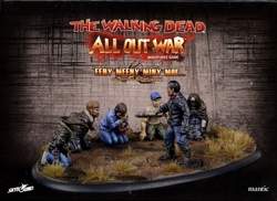 WALKING DEAD -  ALL OUT WAR - EENY MEENY MINY MOE... (MULTILINGUAL)