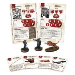 WALKING DEAD -  ALL OUT WAR - EZEKIEL BOOSTER (MULTILINGAL)