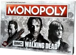 WALKING DEAD -  MONOPOLY WALKING DEAD