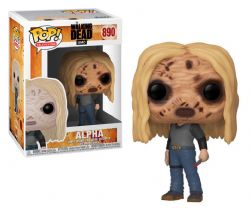 WALKING DEAD -  POP! VINYL FIGURE OF ALPHA W/MASK (4 INCH) 890