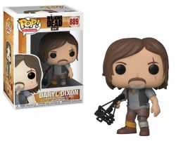 WALKING DEAD -  POP! VINYL FIGURE OF DARYL DIXON (4 INCH) 889