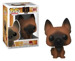 WALKING DEAD -  POP! VINYL FIGURE OF DOG (4 INCH) 891