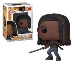 WALKING DEAD -  POP! VINYL FIGURE OF MICHONNE (4 INCH) 888