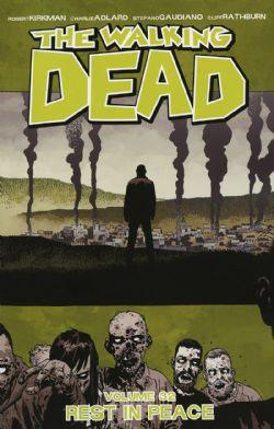 WALKING DEAD -  REST IN PEACE TP 32