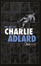 WALKING DEAD -  THE ART OF CHARLIE ADLARD HC