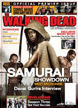 WALKING DEAD -  USED BUNDLE - THE WALKING DEAD : THE OFFICIAL MAGAZINE (ENGLISH)