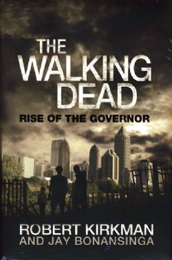 WALKING DEAD -  USED - RISE OF THE GOVERNOR HC (ENGLISH) 1