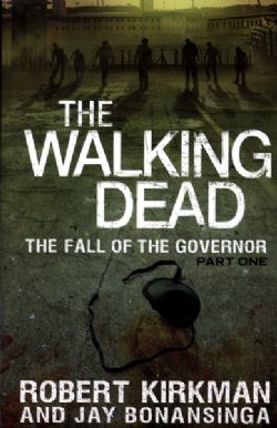 WALKING DEAD -  USED - THE FALL OF THE GOVERNOR HC (ENGLISH) 3