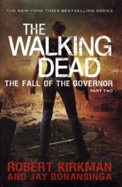 WALKING DEAD -  USED - THE FALL OF THE GOVERNOR HC (ENGLISH) 4