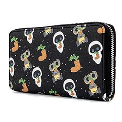 WALL-E -  WALL-E AND EVE WALLET -  LOUNGEFLY