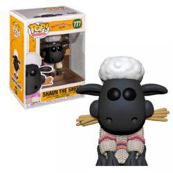 WALLACE & GROMIT -  POP! VINYL FIGURE OF SHAUN THE SHEEP (4 INCH) 777