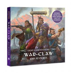 WAR-CLAW (AUDIOBOOK) -  EIGHT LAMENTATIONS