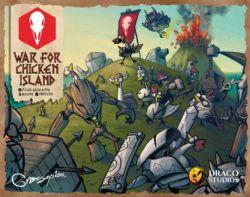 WAR FOR CHICKEN ISLAND (ENGLISH)