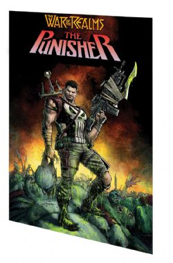 WAR OF REALMS -  PUNISHER TP