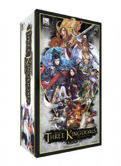 WAR OF THREE KINGDOMS : THE CARD GAME -  BASE GAME (ENGLISH)