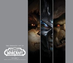 WARCRAFT -  THE CINEMATIC ART OF WORLD OF WARCRAFT