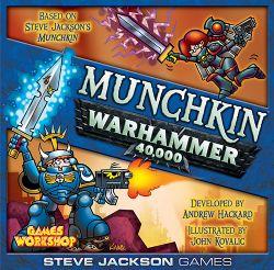 WARHAMMER 40,000 -  MUNCHKIN (ENGLISH)
