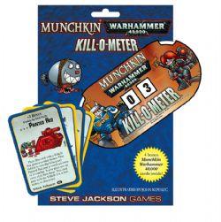 WARHAMMER 40,000 -  MUNCHKIN - KILL-O-METER (ENGLISH)