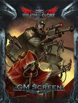 WARHAMMER 40,000 ROLE PLAY : WRATH & GLORY -  GAME MASTER SCREEN (ENGLISH)