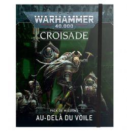 WARHAMMER 40K -  AU-DELÀ DU VOILE : PACK DE MISSION (FRENCH)