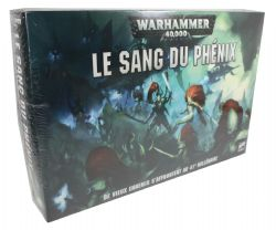 WARHAMMER 40K -  BLOOD OF THE PHOENIX (FRENCH)