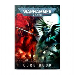 WARHAMMER 40K -  CORE BOOK 9TH EDITION (ENGLISH)
