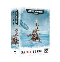 WARHAMMER 40K -  DA RED GOBBO