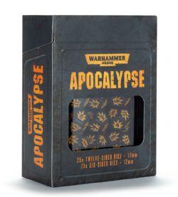 WARHAMMER 40K -  DICE PACK -  APOCALYPSE