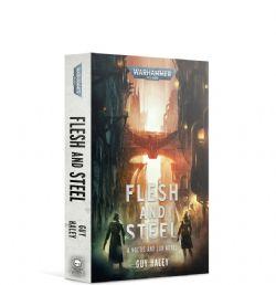 WARHAMMER 40K -  FLESH AND STEEL (ENGLISH)