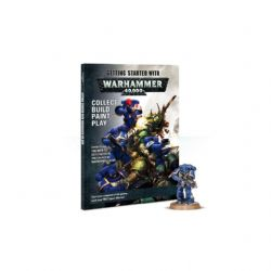 WARHAMMER 40K -  GETTING STARTED WITH WARHAMMER 40K (FRENCH)