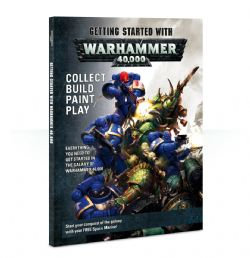 WARHAMMER 40K -  GETTING STARTED WITH WARHAMMER 40K