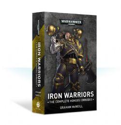 WARHAMMER 40K -  IRON WARRIORS : THE COMPLETE HONSOU OMNIBUS (ENGLISH)